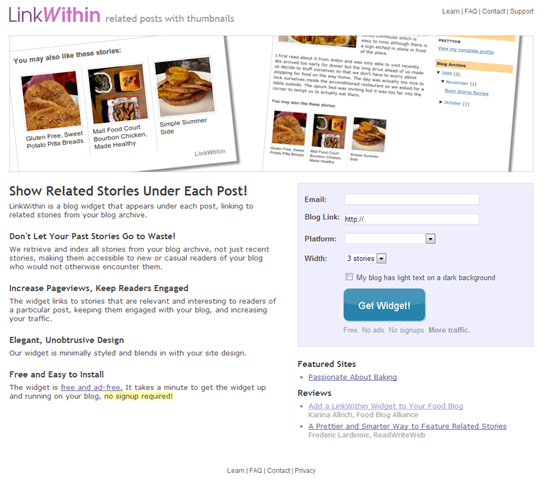 LinkWithin Related Posts with Thumbnails